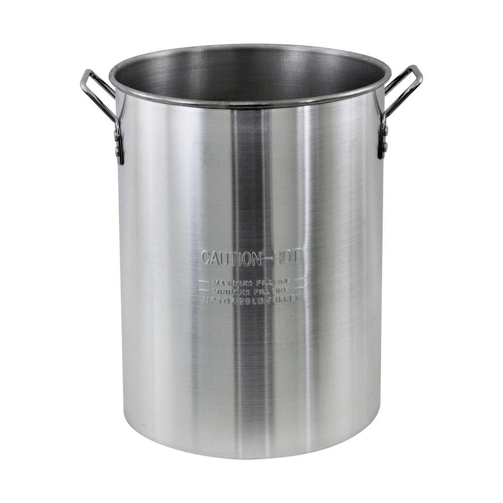 30 Qt. Aluminum Stock Pot