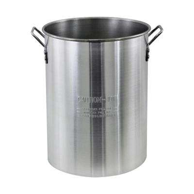30 Qt. Aluminum Stock Pot