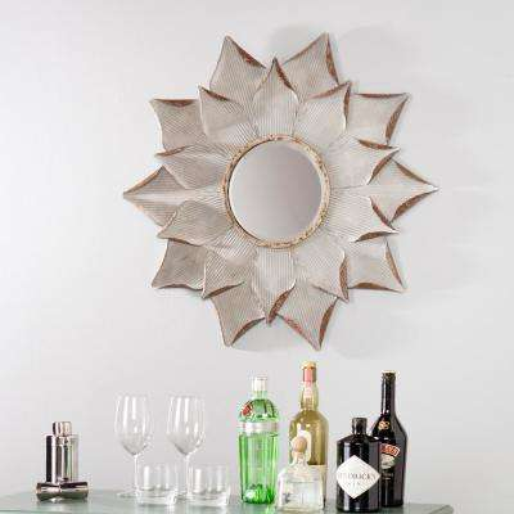 Elva Decorative Wall Mirror