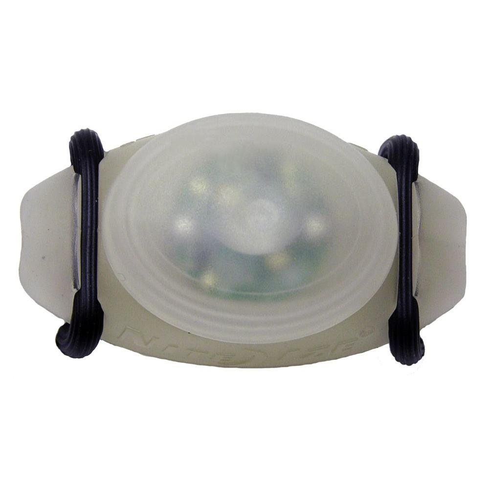 LED Bike Light in White
