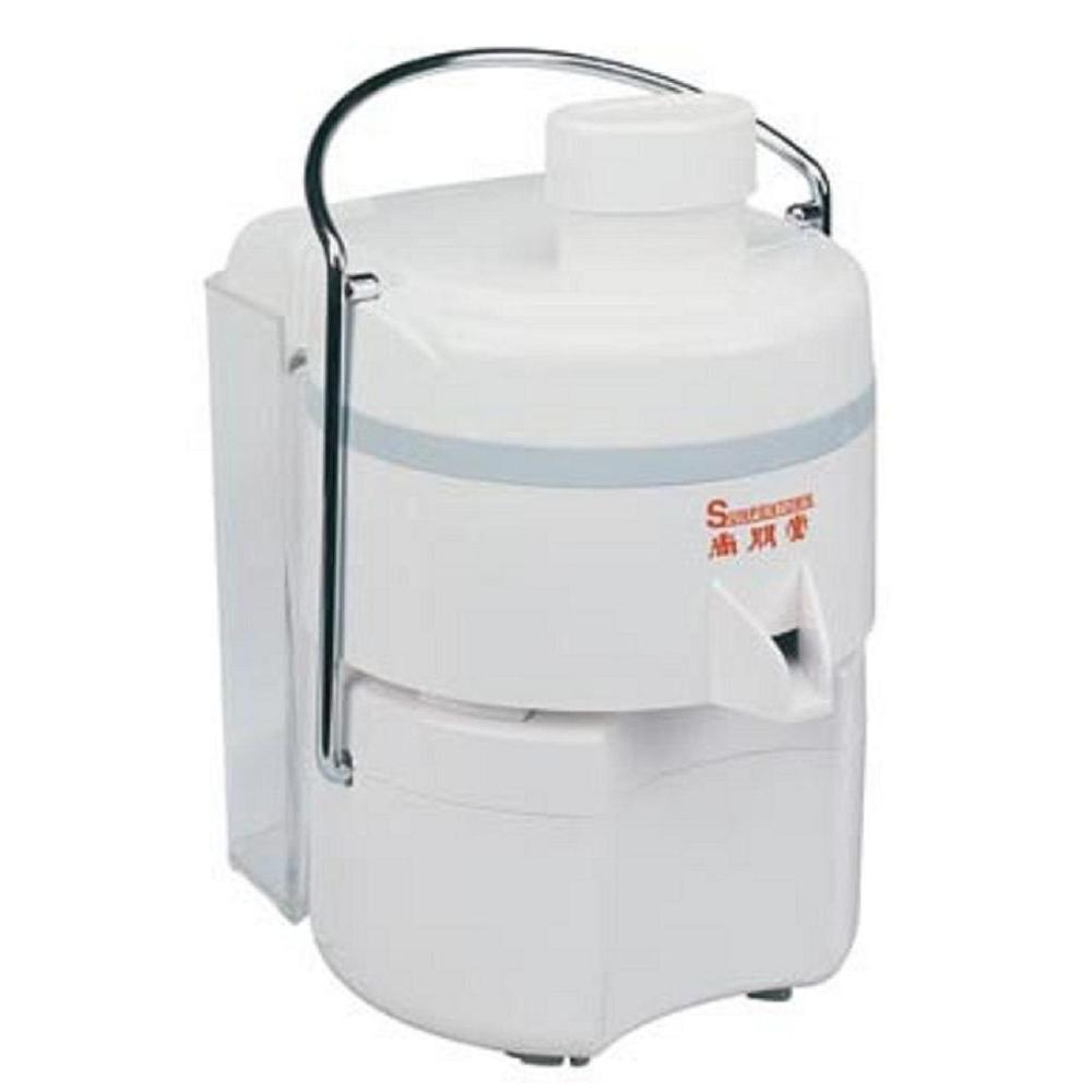 SPT Multifunctional Miller & Juicer, White