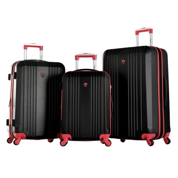 Olympia USA Apache II 3-Piece Expandable Spinner Set