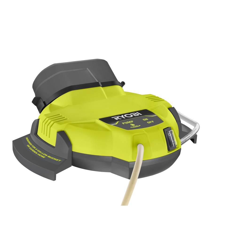 18-Volt ONE+ Portable Bucket Top Misting Kit