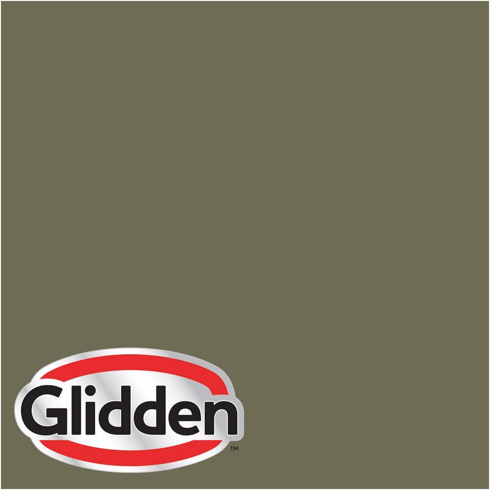 Hdgg26 Olive Green Flat Interior Paint Sample