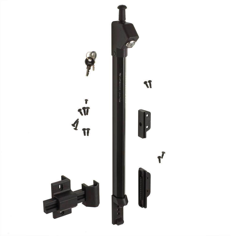 Cercadia Black Latch Protector-DISCONTINUED