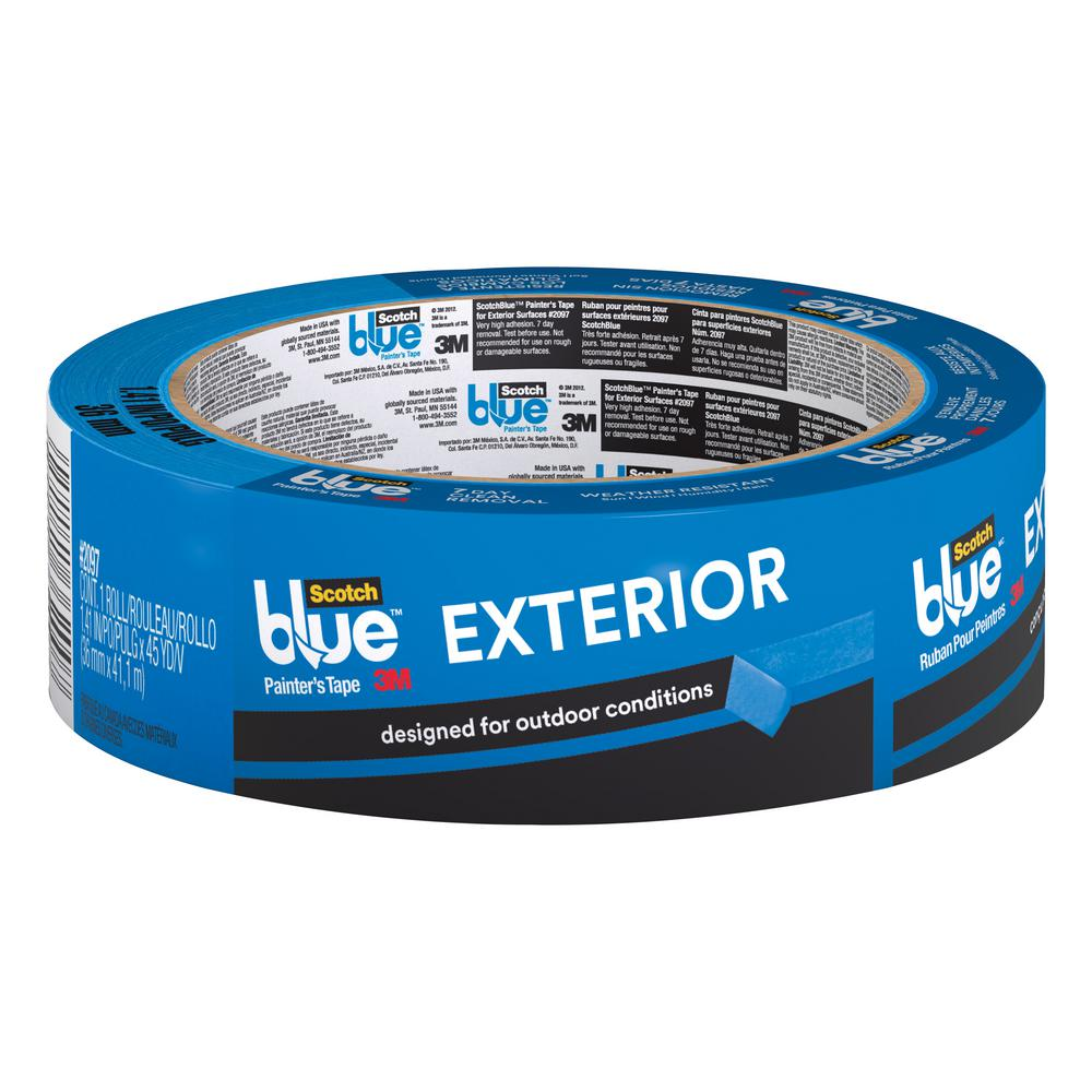 1.41 in. x 45 yds. Exterior Surfaces Painter's Tape (Case of
