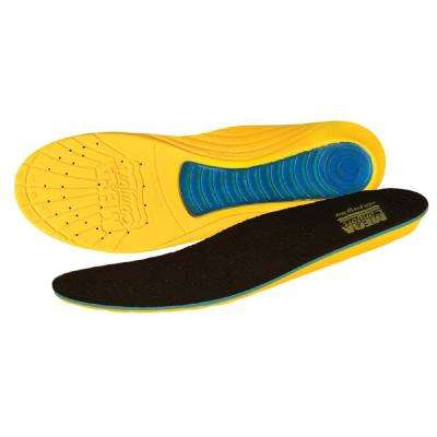 MegaSole Gel Enhanced Dual Layer Memory Foam Insole