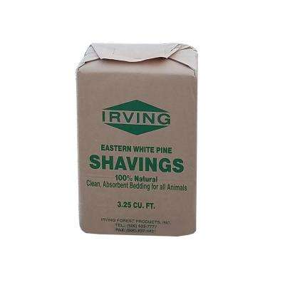 3.25 cu. ft. Eastern White Pine Kiln Dried Shavings