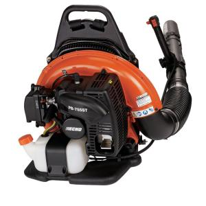 ECHO 233 MPH 651 CFM 63.3cc Gas Backpack Leaf Blower with Tube Throttle by ECHO