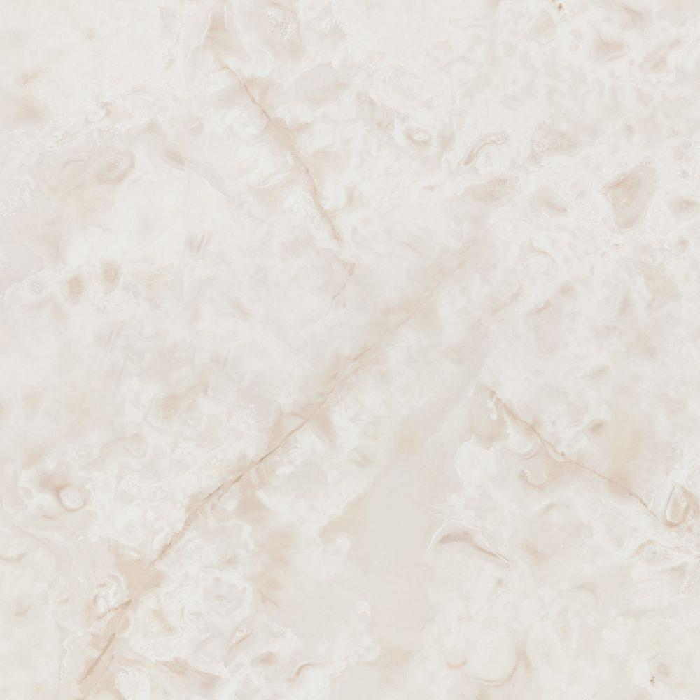 Brand new FORMICA 5 in. x 7 in. Laminate Countertop Sample in White Onyx  ZX05