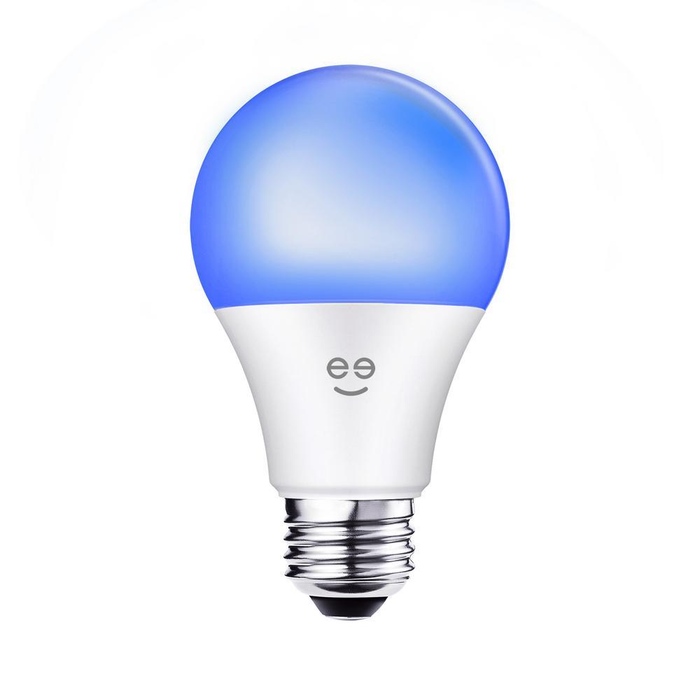 Home Theater Light Color Temperature: Geeni PRISMA 1050 (75W Equivalent) Color And White A21