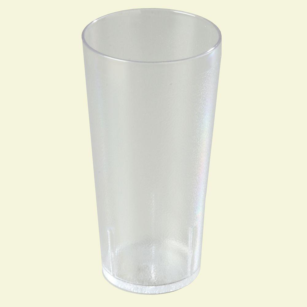 20 oz. Polycarbonate Stackable Tumbler in Clear (Case of 24)