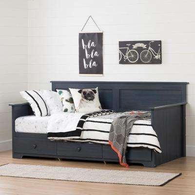 Summer Breeze Blueberry Twin Daybed