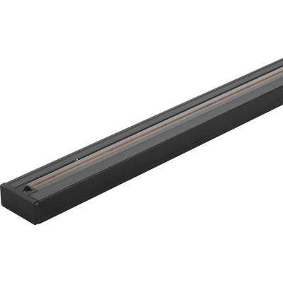 LED Track Collection Black Linear Track Lighting Section