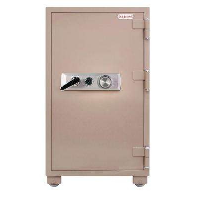 3.6 cu. ft. Fire Resistant Combination Lock 2 Hour Fire Safe