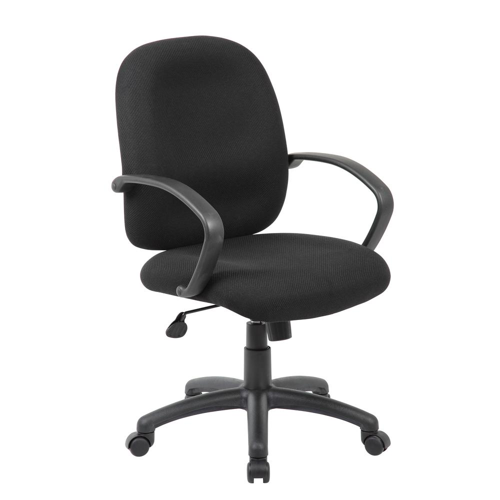 Black Executive Task Chair
