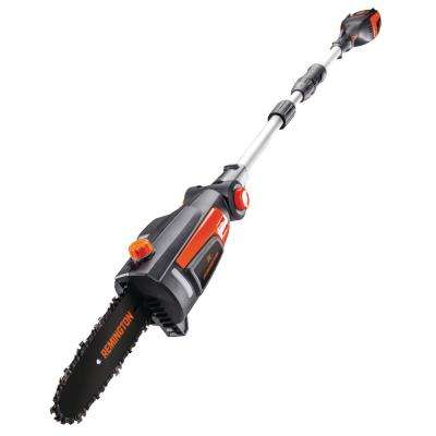 8 in. 40-Volt Lithium-Ion Cordless Pole Saw 2.5 Ah Battery and Charger Included