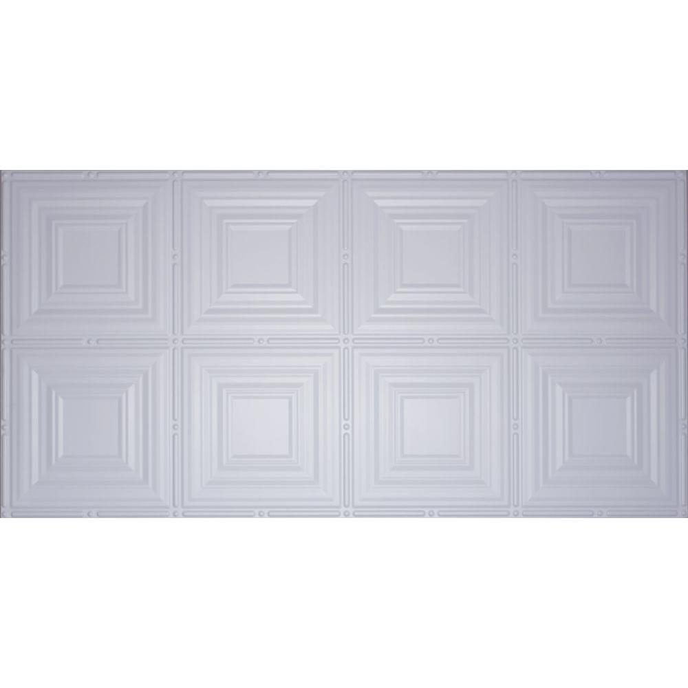 White Tin Ceiling Tiles Compare Prices At Nextag