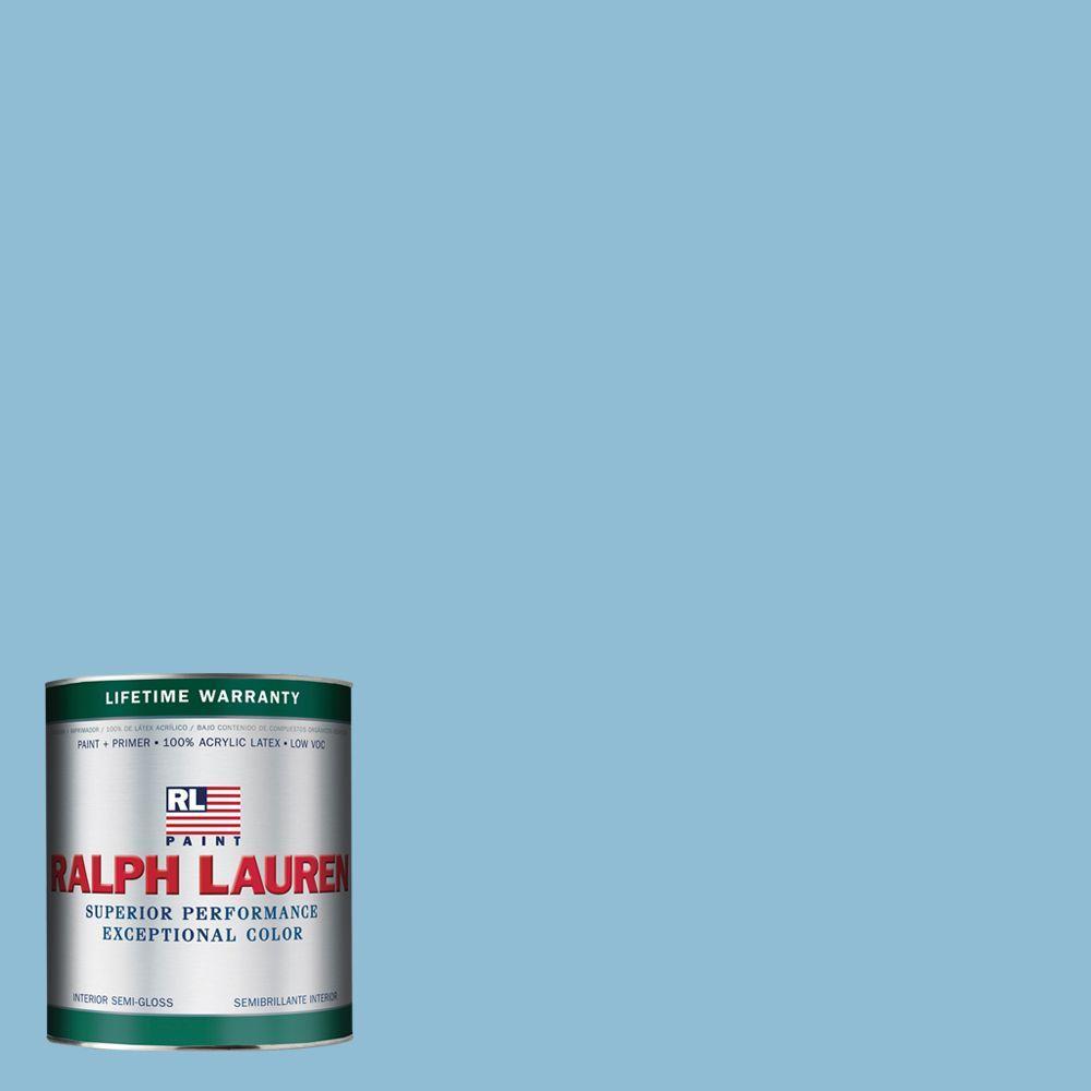 Ralph Lauren 1-qt. Casino Blue Semi-Gloss Interior Paint