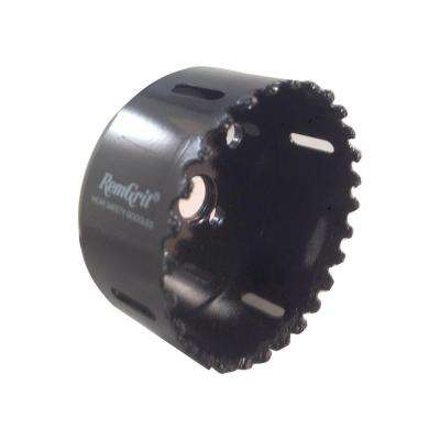 3-3/8 in. Diameter Carbide Grit Hole Saw
