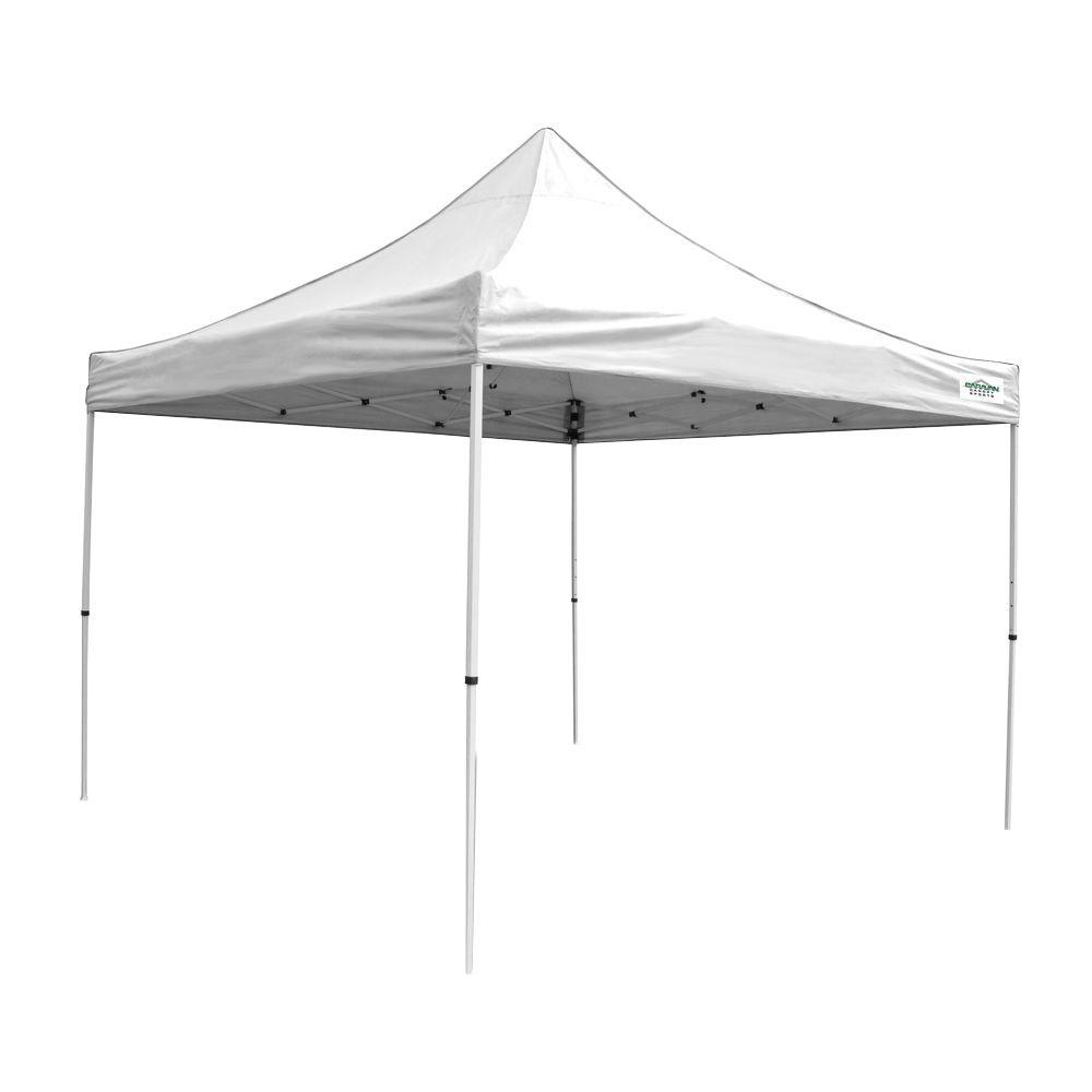 Customer Reviews  sc 1 st  Home Depot & Caravan Sports 10 ft. x 10 ft. M-Series 2 Pro Navy Blue Canopy ...