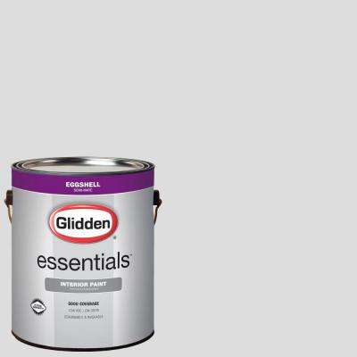 1 gal. #HDGCN56U Touch Of Grey Eggshell Interior Paint