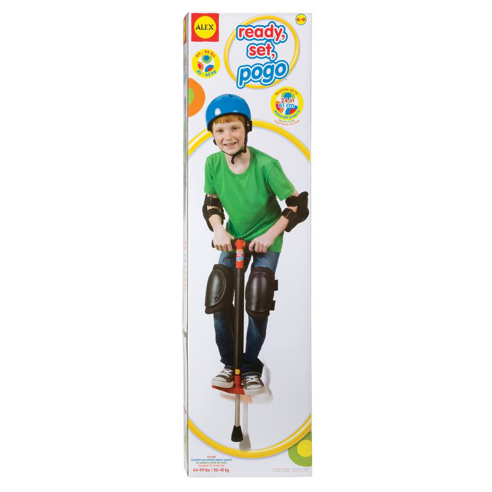 Active Play Ready Set Pogo