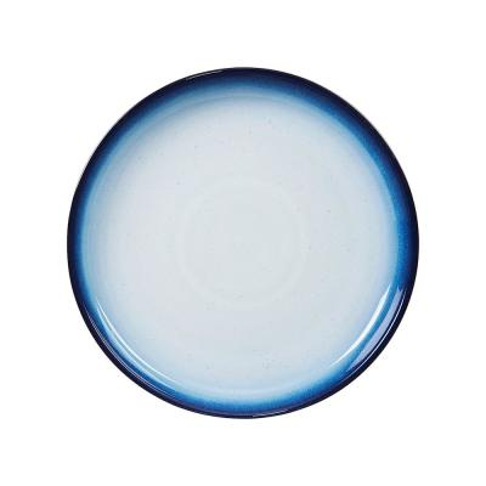 Blue Haze Coupe Dinner Plate