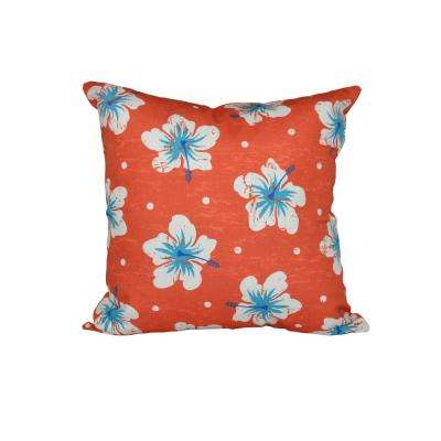 Orange Throw Pillows Home Accents The Home Depot