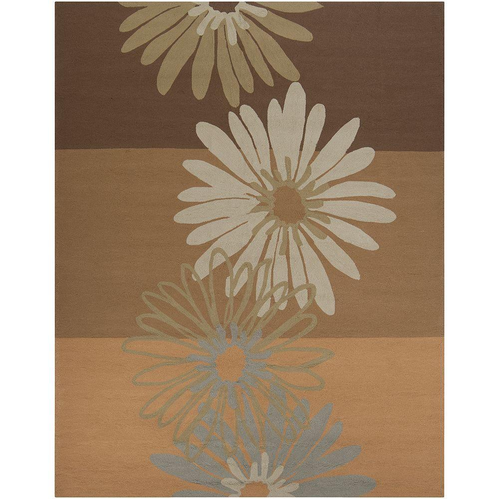 Artistic Weavers Myrsine Brown 9 ft. x 12 ft. Area Rug-DISCONTINUED