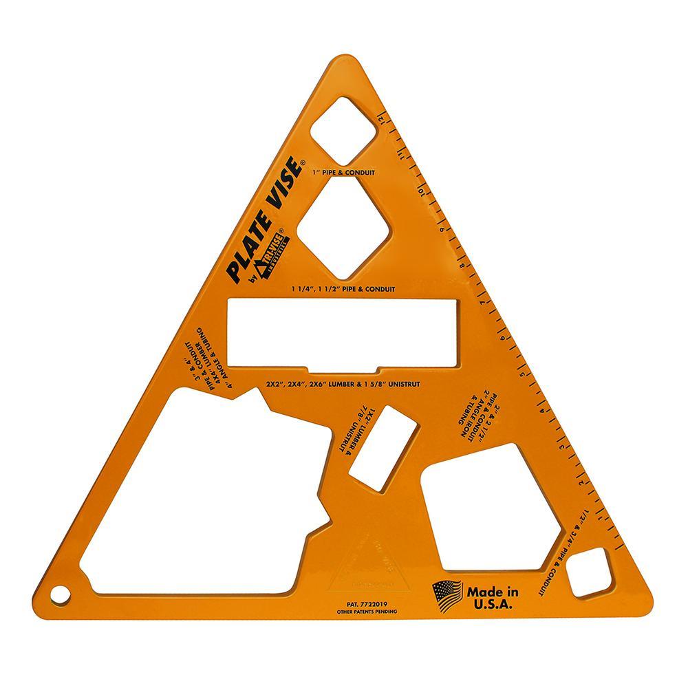 TRI-VISE Plate Vise by TRI-VISE