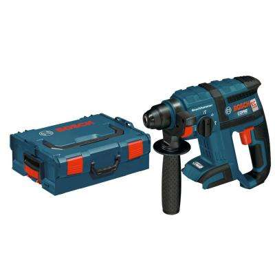 18-Volt Lithium-Ion Cordless 3/4 in. SDS-plus Rotary Hammer with L-Boxx-2 Hard Case and Inlay (Tool-Only)