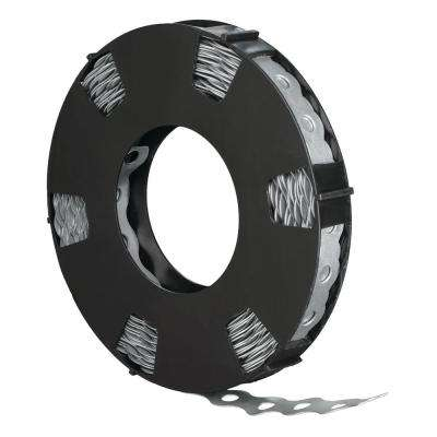 """5/8"""" Steel Perforated Hanger Strap - 32 ft. Roll"""