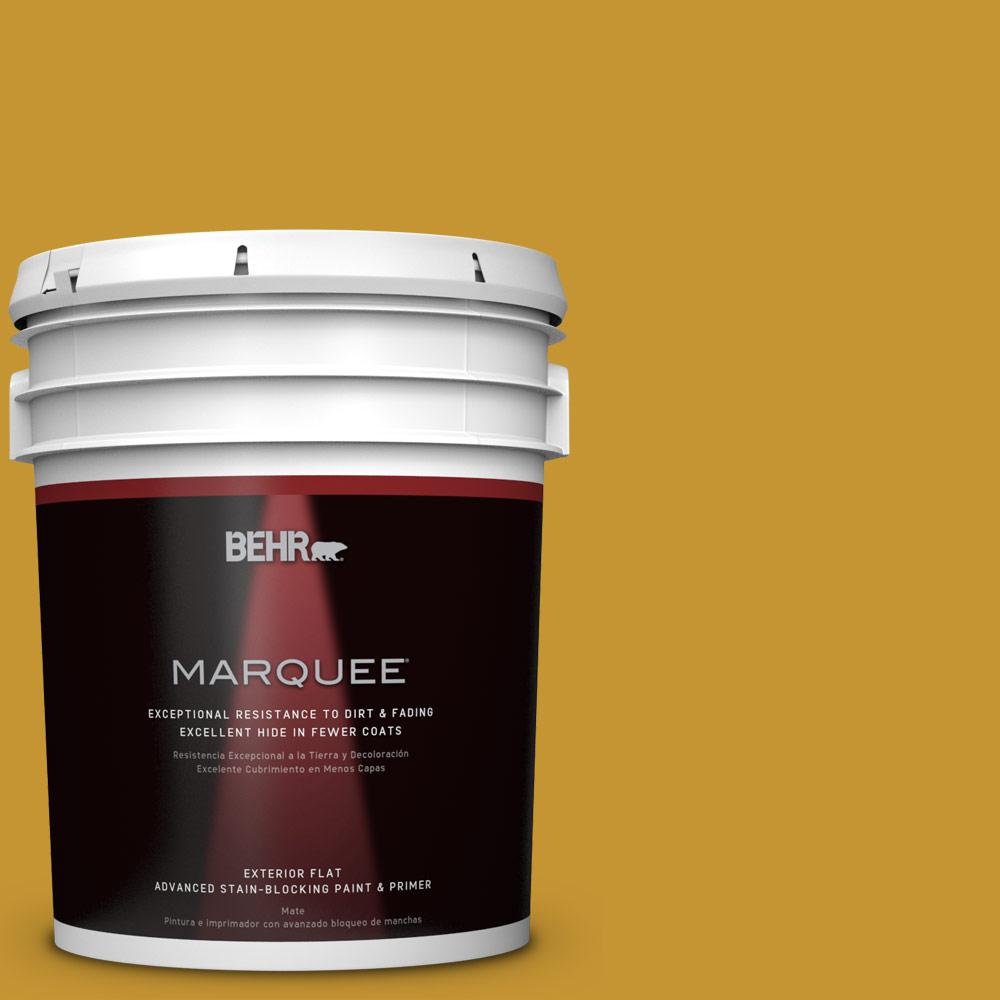 5-gal. #S-H-360 Leisure Flat Exterior Paint
