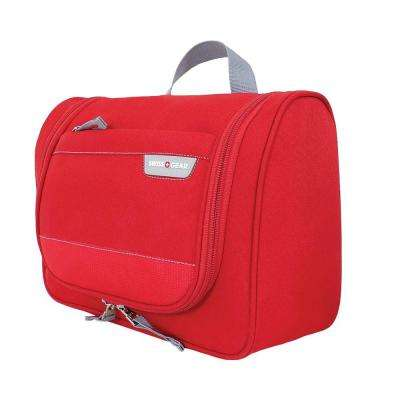 Red Toiletry Bag