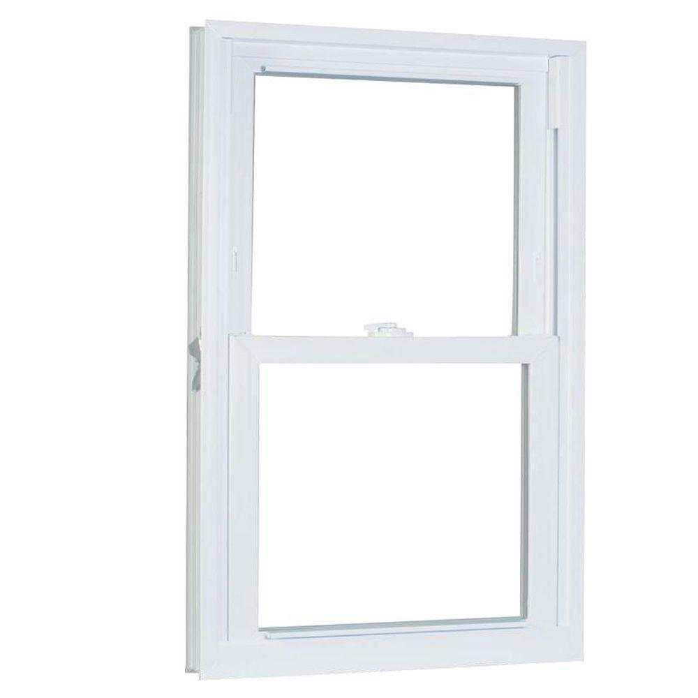 American Craftsman 31.75 in. x 65.25 in. 70 Series Pro Double Hung ...