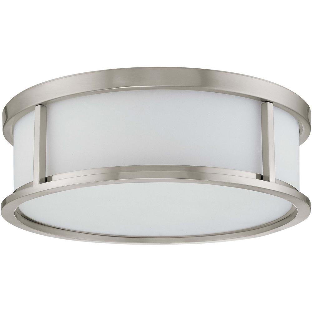 Light Ceiling Brushed Nickel
