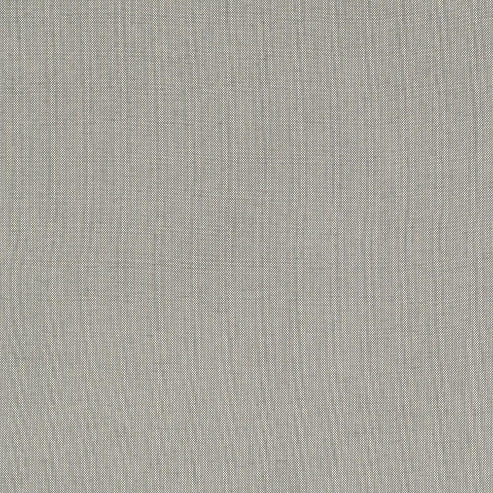 Edington Sunbrella Spectrum Dove Patio Ottoman Slipcover