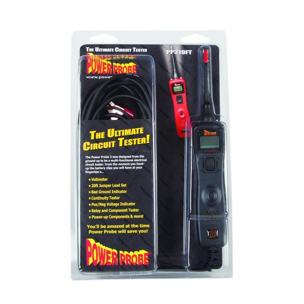 Circuit Tester - Black
