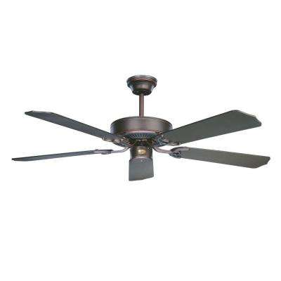 Calli 42 in. Oil Rubbed Bronze Ceiling Fan with 5 Blades