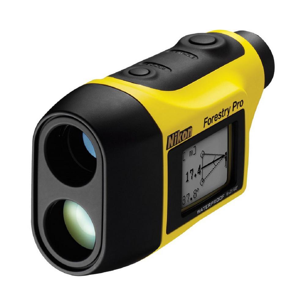 Forestry Pro 999 ft. 6X Magnification Laser Distance Measure Range Finder