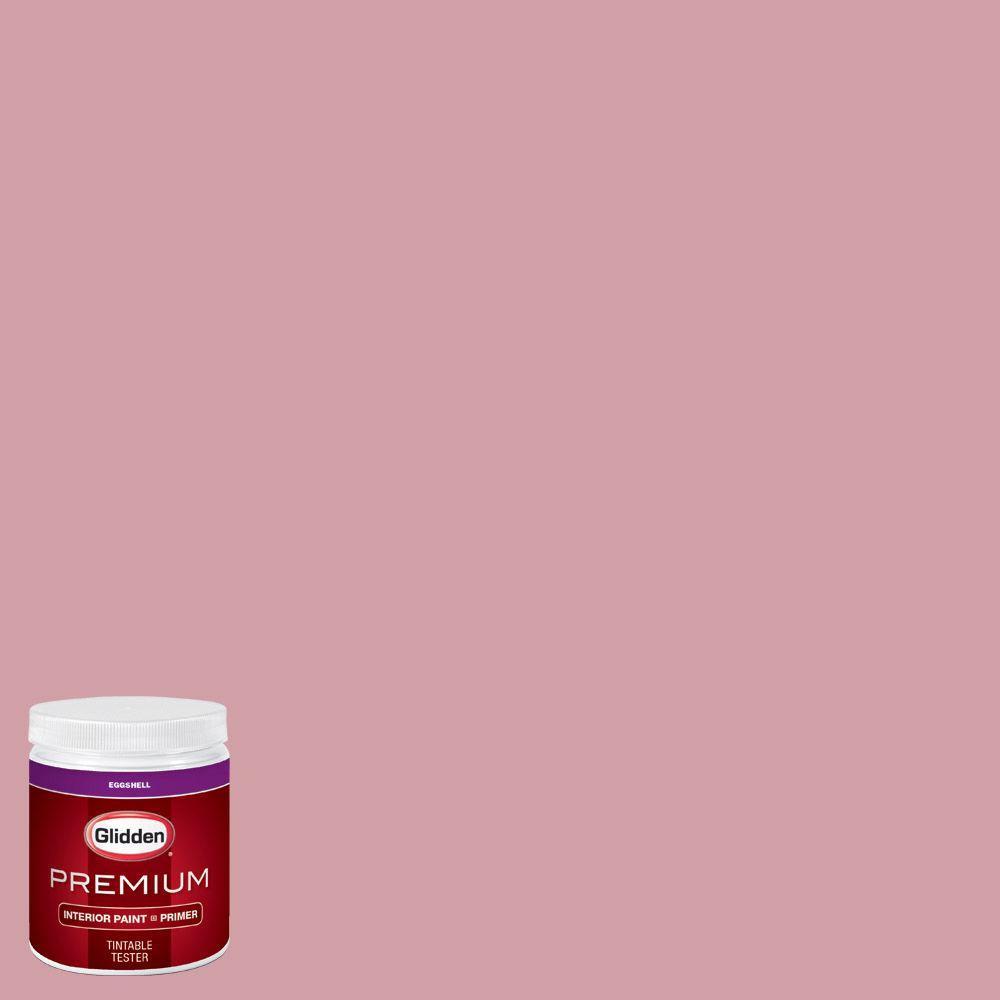 Glidden Bathroom Paint: Glidden Premium 8 Oz. #HDGR19D Quartz Pink Eggshell