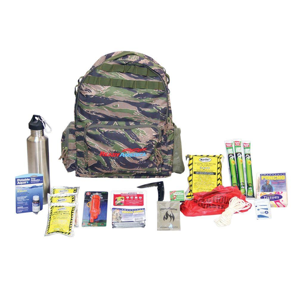 1-Person Outdoor Survival Kit