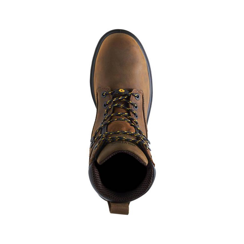 6b3a6f647c5 Wolverine Men's I-90 EPX 11M Brown Full-Grain Leather Waterproof  Composite-Toe 6