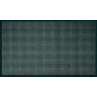 WaterGuard Evergreen Snow Mobile 35.25 in. x 59.75 in. Landing Pad