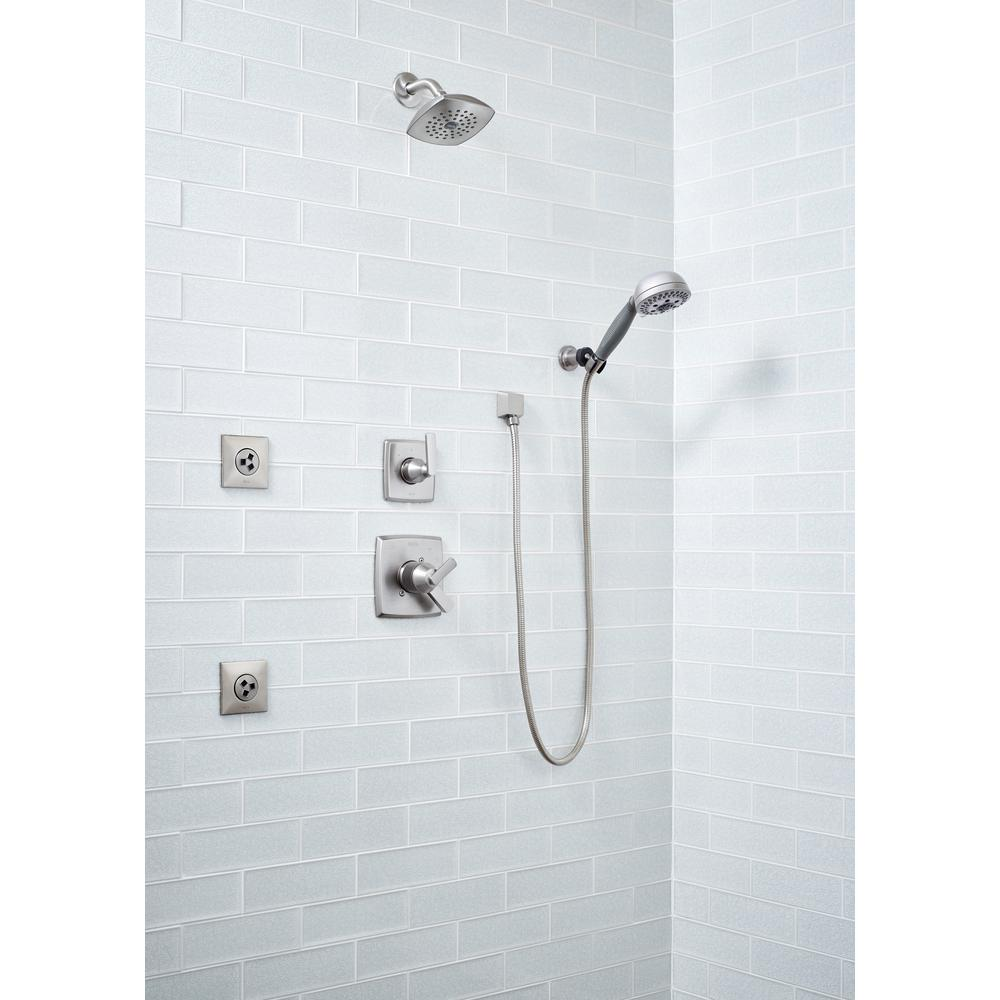 X 9 In Glossy Gl Wall Tile
