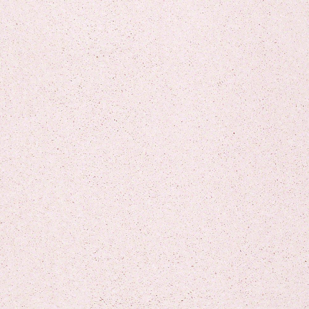 Carpet Sample - Joyful Whimsey - In Color Bubble Gum 8 in. x 8 in.