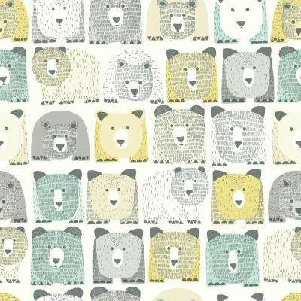 Novelty Strippable Animal Print Wallpaper Home Decor The