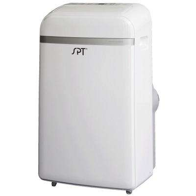 12,000 BTU Portable Air Conditioner with Heat