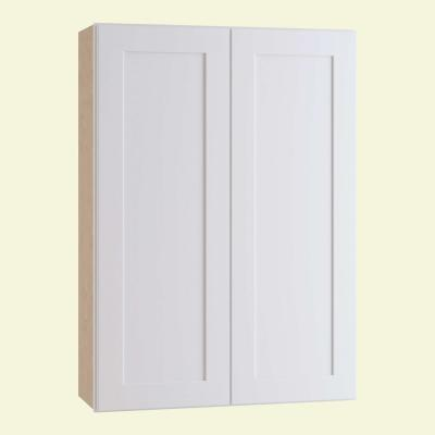 newport wall cabi s in pacific white kitchen the